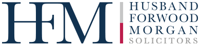 Husband Forwood Morgan Solicitors Logo